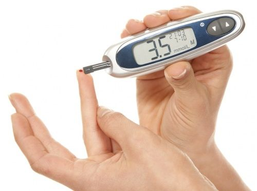 Diabetes type 2 Ede